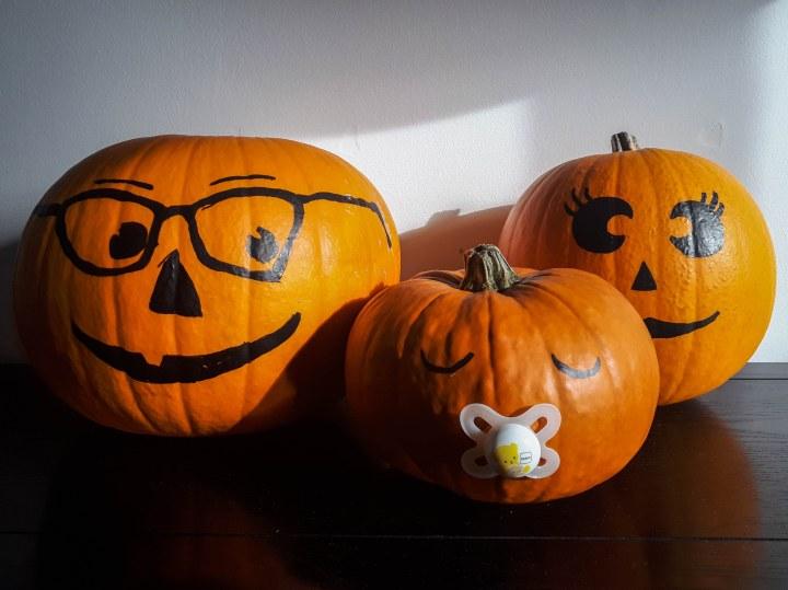 Halloween pumpkins 2018