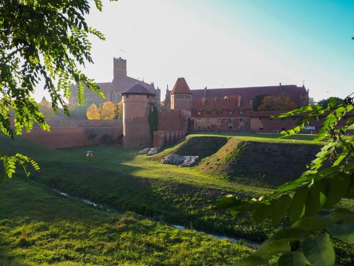 Malbork castle 4
