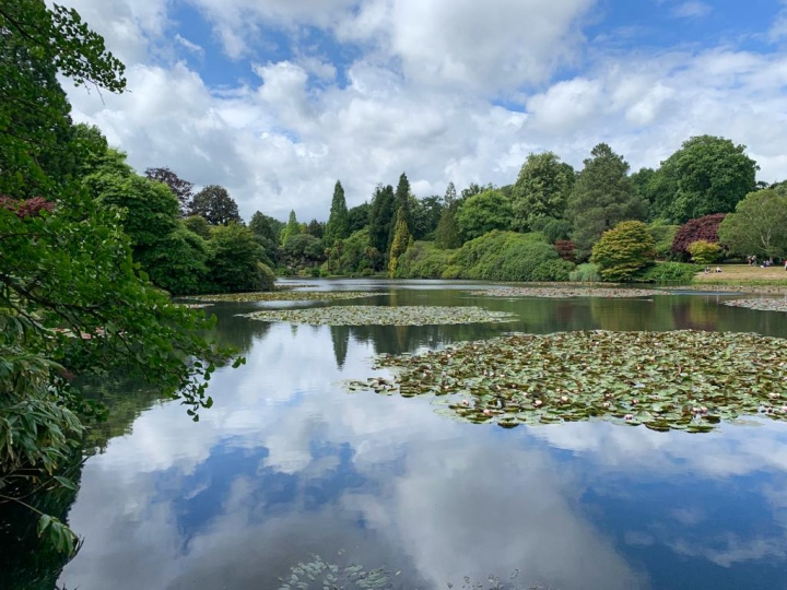 Day out in Sheffield Park, East Sussex